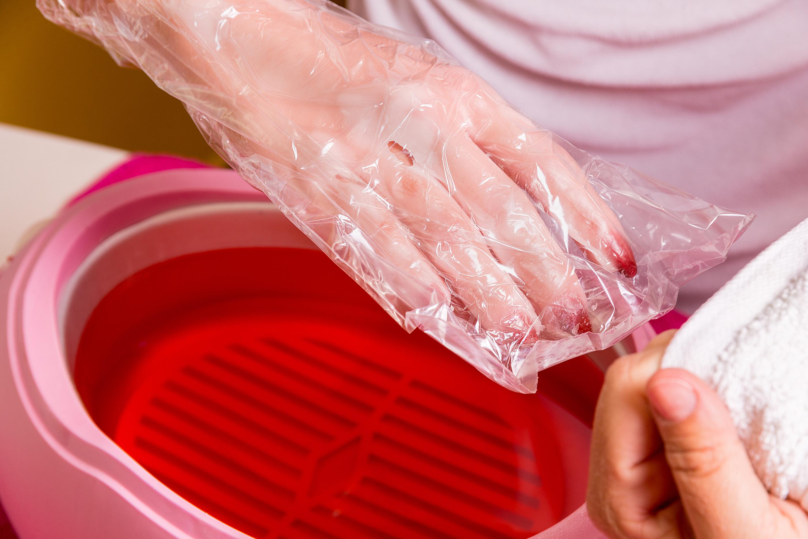 Cire de paraffine pour mains – Faites-la chez vous!