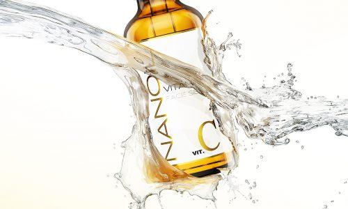 le meilleur sérum pour le visage à la vitamine C Nanoil
